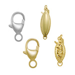 Jewelry Findings - Clasps