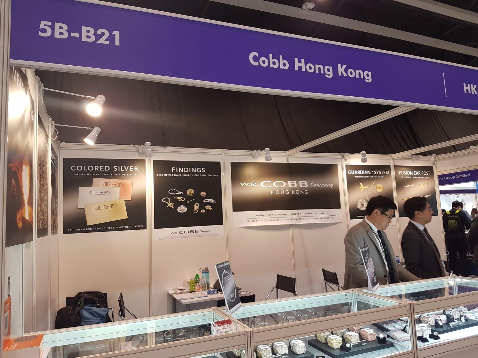 28/02-4/03/2019<br />Hong Kong International Jewellery Show